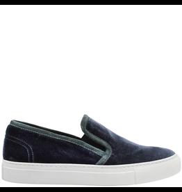 ViaRoma Jeans Vevet Tennis Shoe 2451