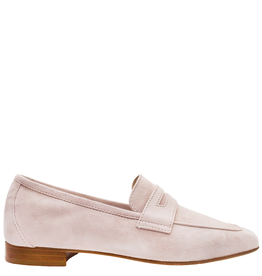Siton Siton Rosa Pink Suede Classic Loafer 8059