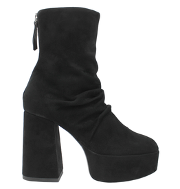 VicMatie VicMatie Black Platform  Ankle Boot 5278
