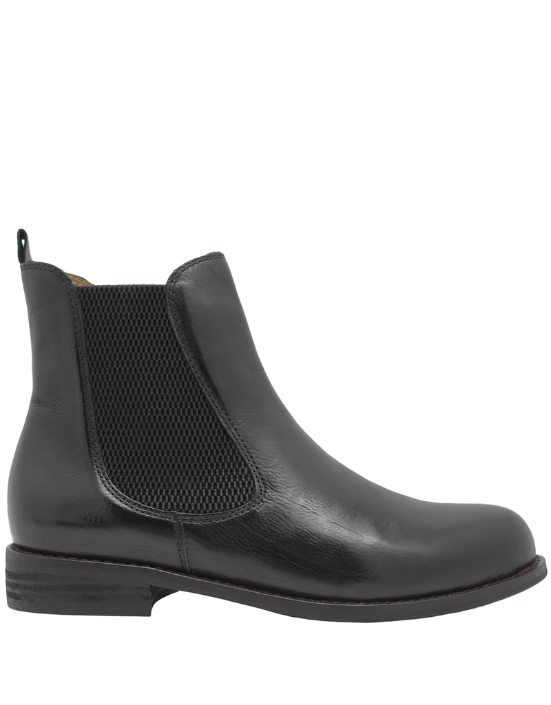 Everybody Everybody Black Chelsea Ankle Boot 8459