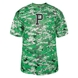 Palmdale HS Baseball Badger 4180 - B-Core Digital Tee