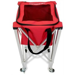 Powernet Wheeled Ball Caddy Cart