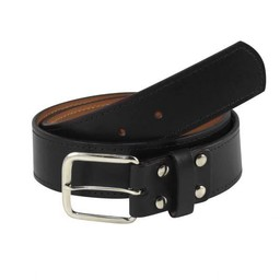 Valencia Baseball TCK Adult Leather Belt