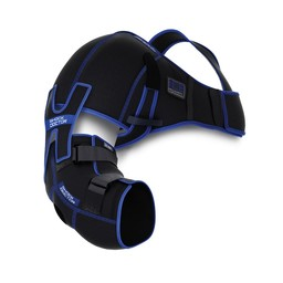 Shock Doctor Ice Recovery Shoulder + Elbow Compression Wrap
