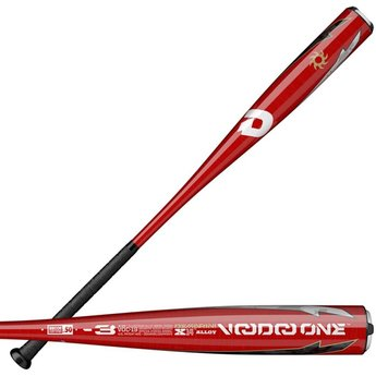 2019 DeMarini VOODOO ONE BALANCED (-3) BBCOR BASEBALL BAT
