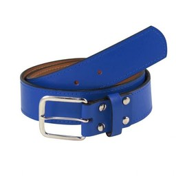 Burbank Baseball TCK Adult Leather Belt