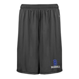 Burbank Baseball Badger B-Core Pocketed Shorts - 4119