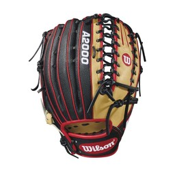 "Wilson A2000 OT6 Superskin 12.75"" Outfield Baseball Glove - WTA20RB18OT6SS"