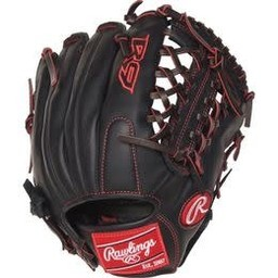"Rawlings R9 Series 11.5"" Pro Taper Infield/Pitcher Baseball Glove - R9YPT4-4B"