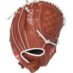 "Rawlings R9 Series 12"" Fastpitch Pitcher/Infield Glove - R9SB120-3DB"