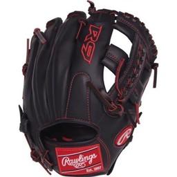 "Rawlings R9 Series 11"" Pro Taper Infield Baseball Glove - R9YPT1-19B"