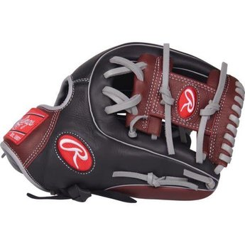 "Rawlings R9 Series 11.5"" Infield Narrow Fit Baseball Glove - R9314-2BSG"