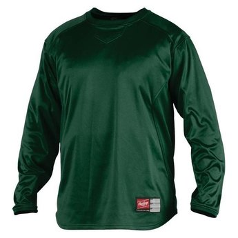 Rawlings Dugout Fleece Pullover Adult - UDFP2