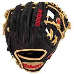 "Wilson A1000 PF88 11.25"" Pedroia Fit Baseball Glove - WTA10RB19PF88"