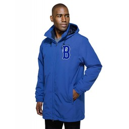 Burbank Baseball TriMountain J9985 Rockland Jacket