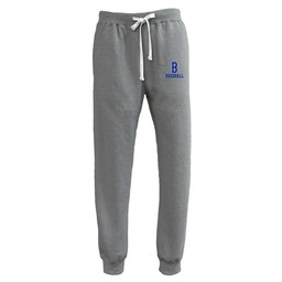 Burbank Baseball Pennant Throwback Jogger Grey - 8106