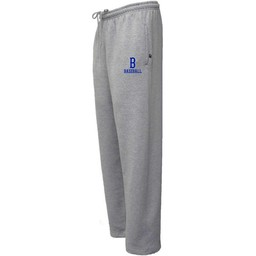Burbank Baseball Pennant Pocket Sweatpant Grey - 706P