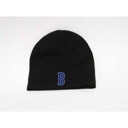 Burbank Baseball Black 601K KNIT BEANIE : ONE SIZE