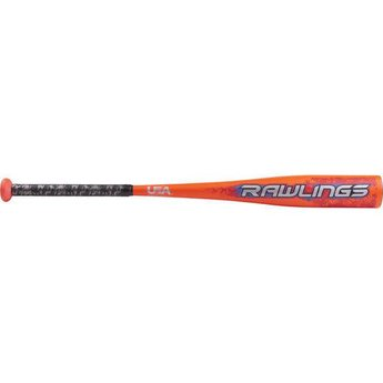 2019 Rawlings USA Raptor Jr. Big Barrel Youth Alloy - US8R8