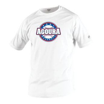 Agoura Pony Rawlings Adult Short Sleeve Shirt - SSBASE