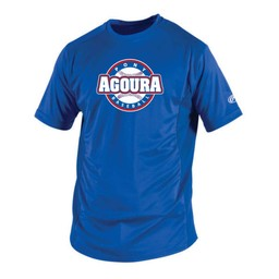 Agoura Pony Rawlings Youth Short Sleeve Shirt - YSSBASE