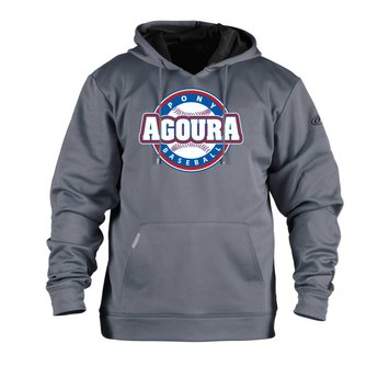 Agoura Pony Rawlings Youth Long Sleeve Hoodie - YPFH