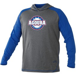 Agoura Pony Rawlings Adult Hurler Lightweight Hoodie - HLWH