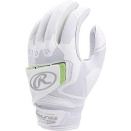 Rawlings FP Womens Workhorse Pro Batting Gloves-FPWPBG