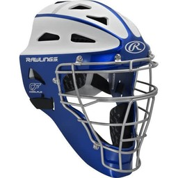 Rawlings Velo Youth Softball Catchers Helmet-SBCHVELY