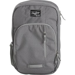 Rawlings Coach's Backpack Grey-R700C-GR