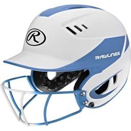 Rawlings Velo Senior Batting Helmet-R16H2FGS