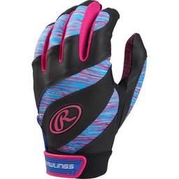 Rawlings Girls Eclipse Batting Glove-FPEBG
