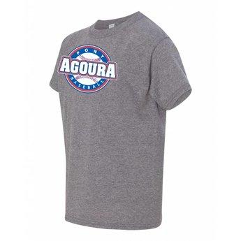 Agoura Pony Gildan - DryBlend 50/50 T-Shirt - 8000