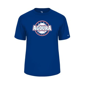 Agoura Pony Badger Adult Dry Fit - 4120