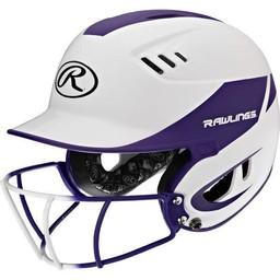 Rawlings Velo Junior Matte Batting Helmet-R16H2FGJ