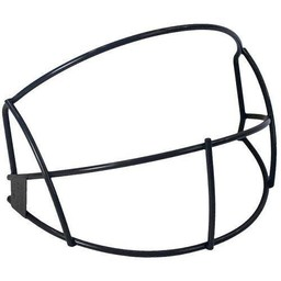 Rip-It Pro Baseball Batter Face Guard - Black