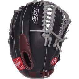 """Rawlings R9 Series 12.75"""" Outfield Glove - R96019BSGFS"""