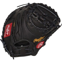 "Rawlings Heart of the Hide Yadier Molina 34"" Game Day Catcher Mitt - PROYM4"
