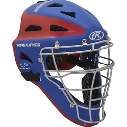 Rawlings Velo Youth Catchers Helmet-CHVELY