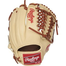 "Rawlings Heart of the Hide 11.75"" Infield/Pitcher Glove- PRO205-4CT"