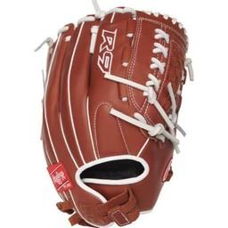 "Rawlings R9 Series 12.5"" Fastpitch Outfield Glove - R9SB125-18DB"