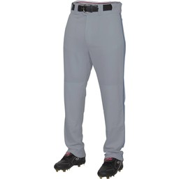 LHS Baseball Rawlings Adult Semi Relaxed Piped Pant - PRO150P: