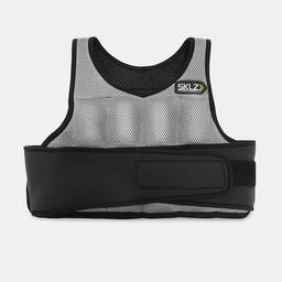 SKLZ Weighted Vest Variable Weight Training Vest - SAQ-WV10-02