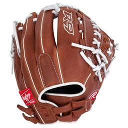 "Rawlings R9 Series 12.0"" Fastpitch Outfield Glove - R9SB120FS-18DB"