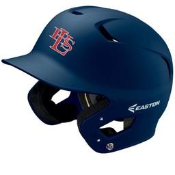 LHS  Baseball -  Easton Z5 Grip White Helmet