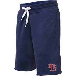 LHS Baseball Pennant Sweat Shorts - 8207