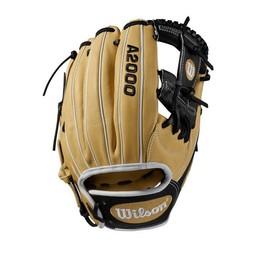 "Wilson A2000 1787 11.75"" Infield Baseball Glove- WTA20RB191787"