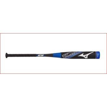 2019 Mizuno B19-MAXCOR-CRBN - Big Barrel Youth USA Baseball Bat (-10)