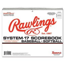 Rawlings System-17 Scorebook: 17SB