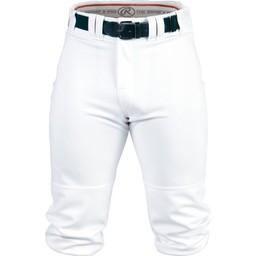 Rawlings Adult Premium Knee-High Fit Knicker Baseball Pants - BP150K